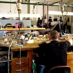 Fabrication artisanale bijoux véronique lelieur