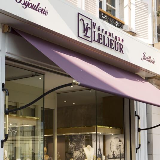 Boutique Joaillerie Véronique LELIEUR à Maisons-Laffitte