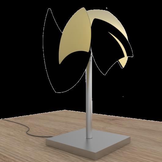 Création VELA7 décliné en Luminaire de table