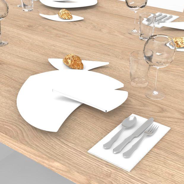 Art DE LA TABLE VELA7 DESIGN LELIEUR
